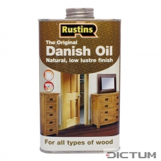 OLJE ZA LES RUSTINS – Danish Oil 1000ml