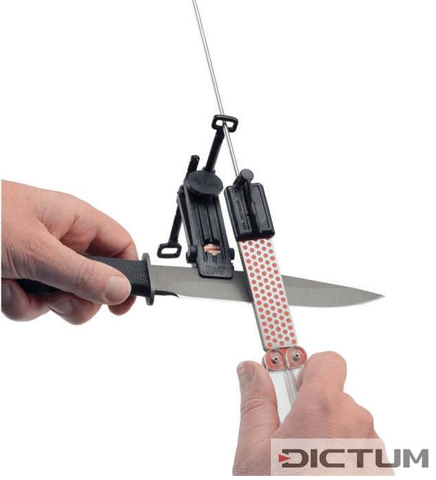 BRUSILEC NOŽEV DMT (4-delni set) Diafold Magna Guide