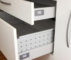 VODILA PREDALOV MODERN BOX H=199mm
