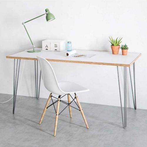 Noge za mizo – pisalan miza natur